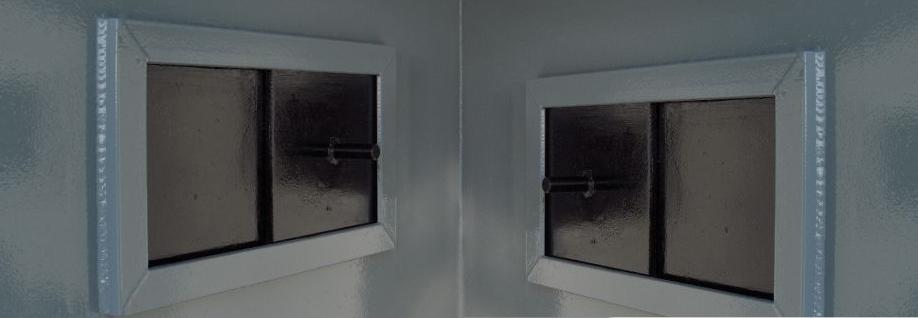BALLISTIC DOOR AND FRAMES