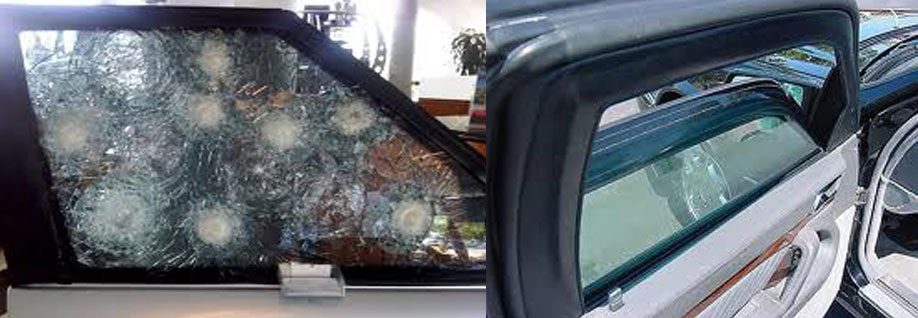 BULLET PROOF GLASS